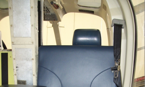 RAMM Aerospace 407 LH AFT Facing Frameless Seat